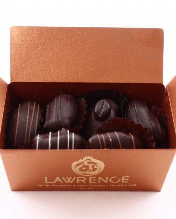 Ballotin chocolat noir