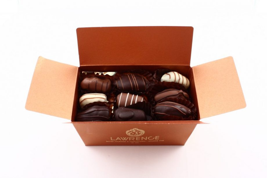 Dattes chocolatées