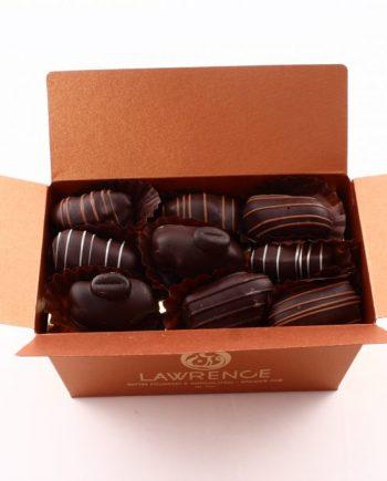 Ballotin dattes chocolatées chocolat noir