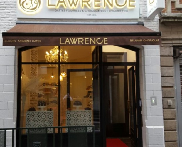 Boutique Lawrence Grand Place Bruxelles