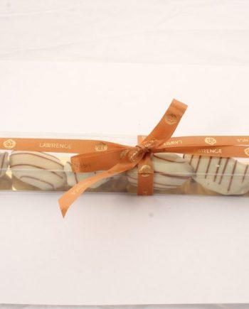 réglette chocolat blanc