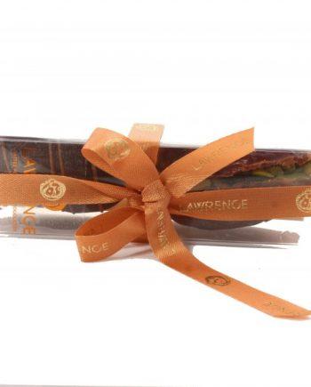 Réglette dattes chocolat