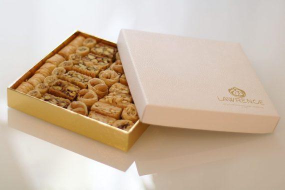 Pâtisserie fine orientale