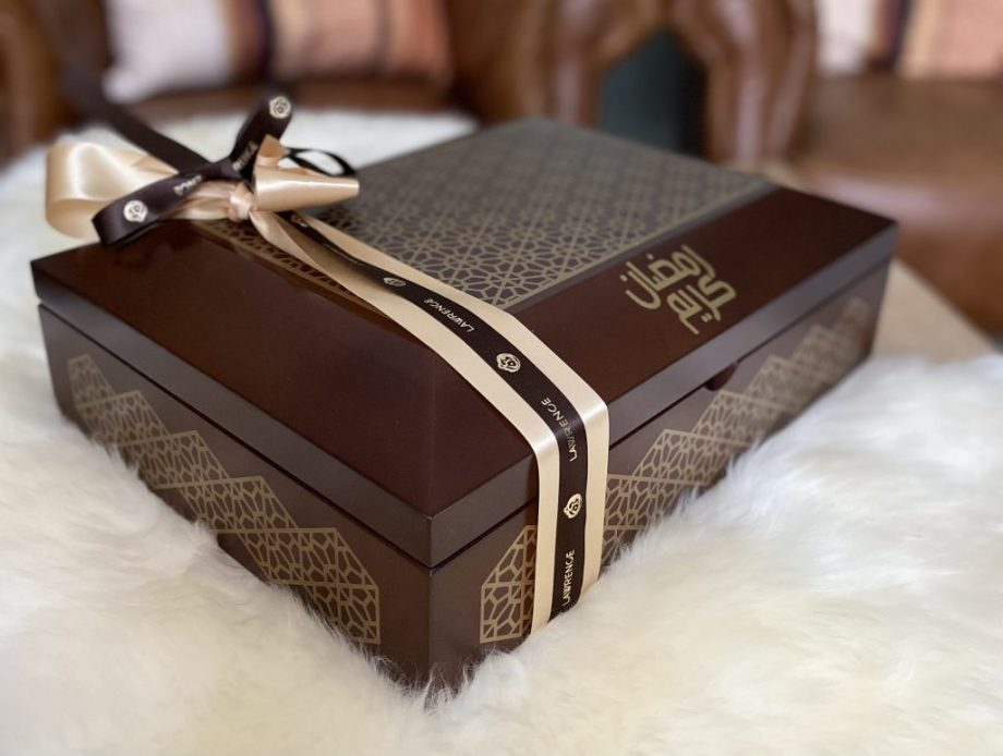 Coffret Luxe dattes Lawrence
